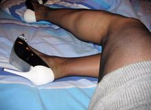 PHOTO DE TRAVESTI AMATEUR - 4