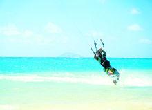 kitesurfeur