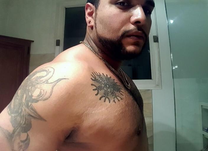 Jeune brésilien de 30 ans