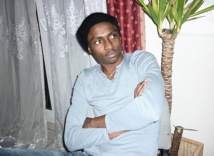 jeune black viril