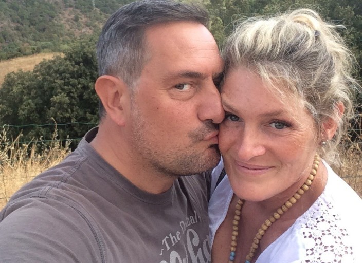 Joli couple pour femme bi