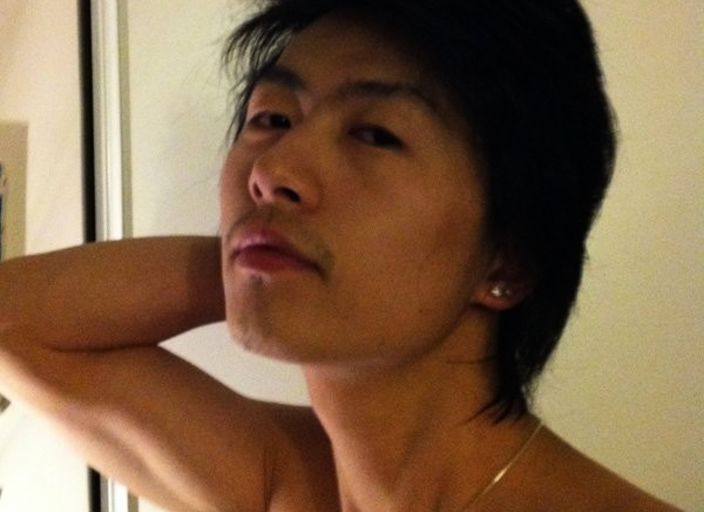 Jeune célibataire asiatique