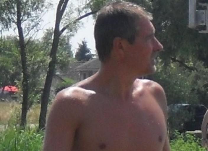 Bel homme de 42