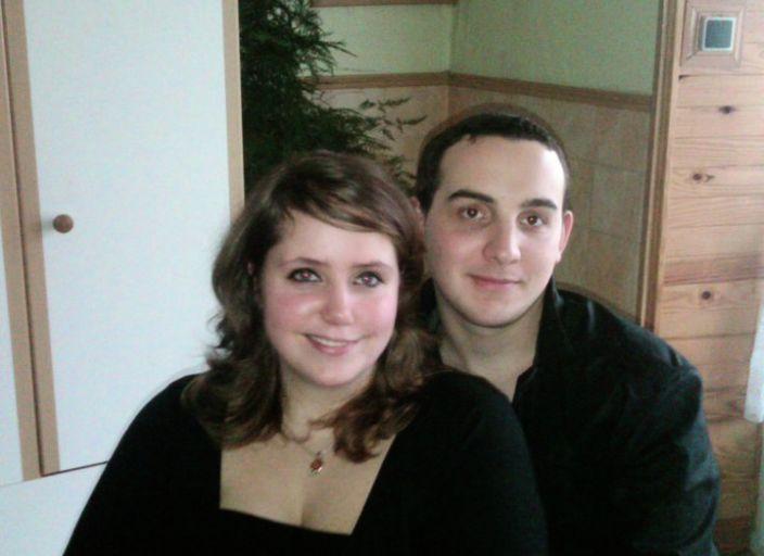 couple d'une vingtaine d'année recherche .