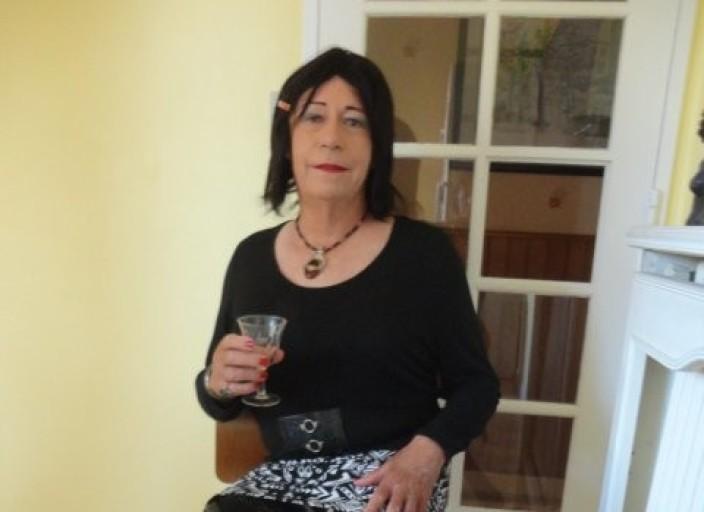 Lesbos en travesti