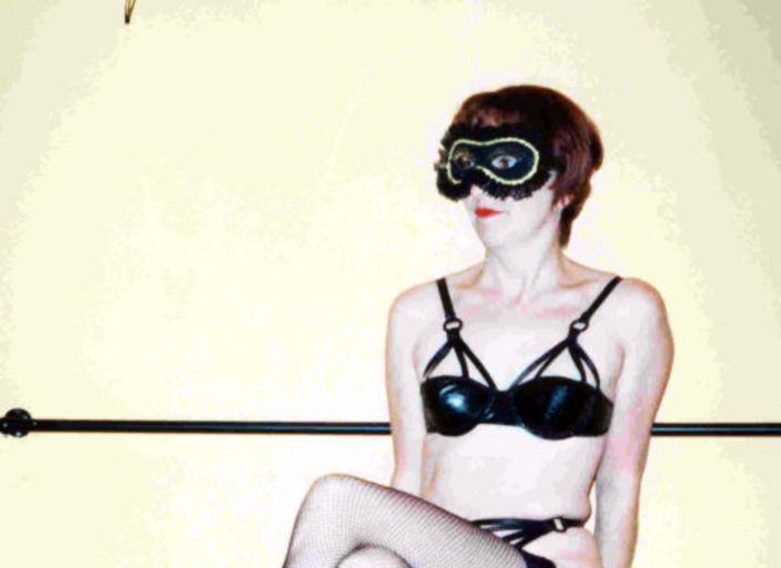 femme aimant la lingerie