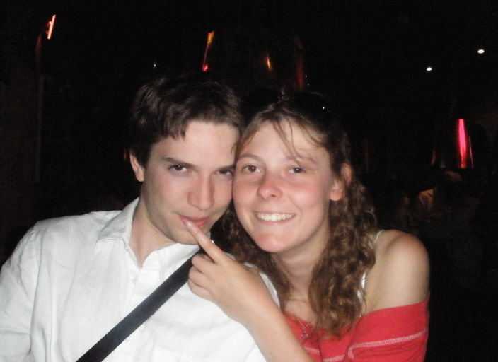 soiree jeune couple