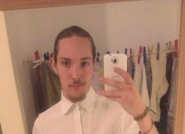 Sébastien jeune homme 20 ans