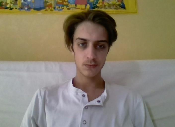 Jeune Homme coquin