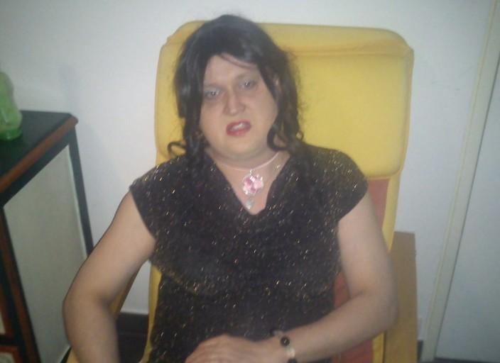 christine en cple pour travestie