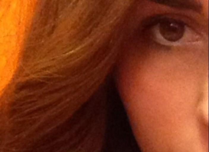 Belle brune coquine