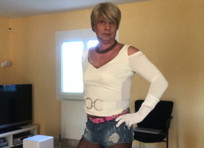 video gay francaise trans soumise