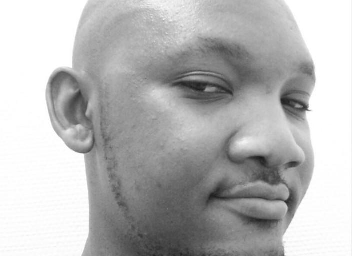 Jeune homme.black en manque