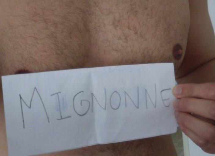 Homme discret pour femme discrète :)