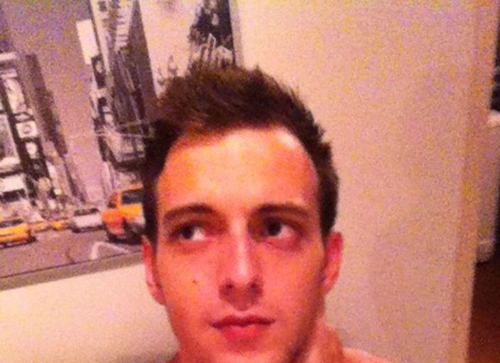 Jeune homme Fougueux